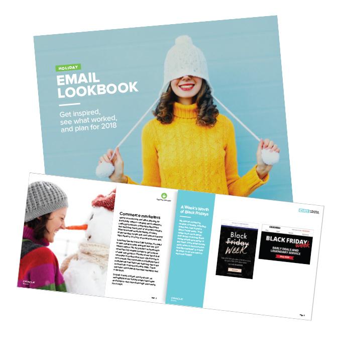 Holiday Lookbook 2018
