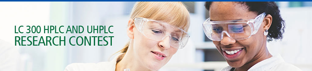 Win a Free HPLC or UHPLC System and Bring Your Analysis to the Next Level