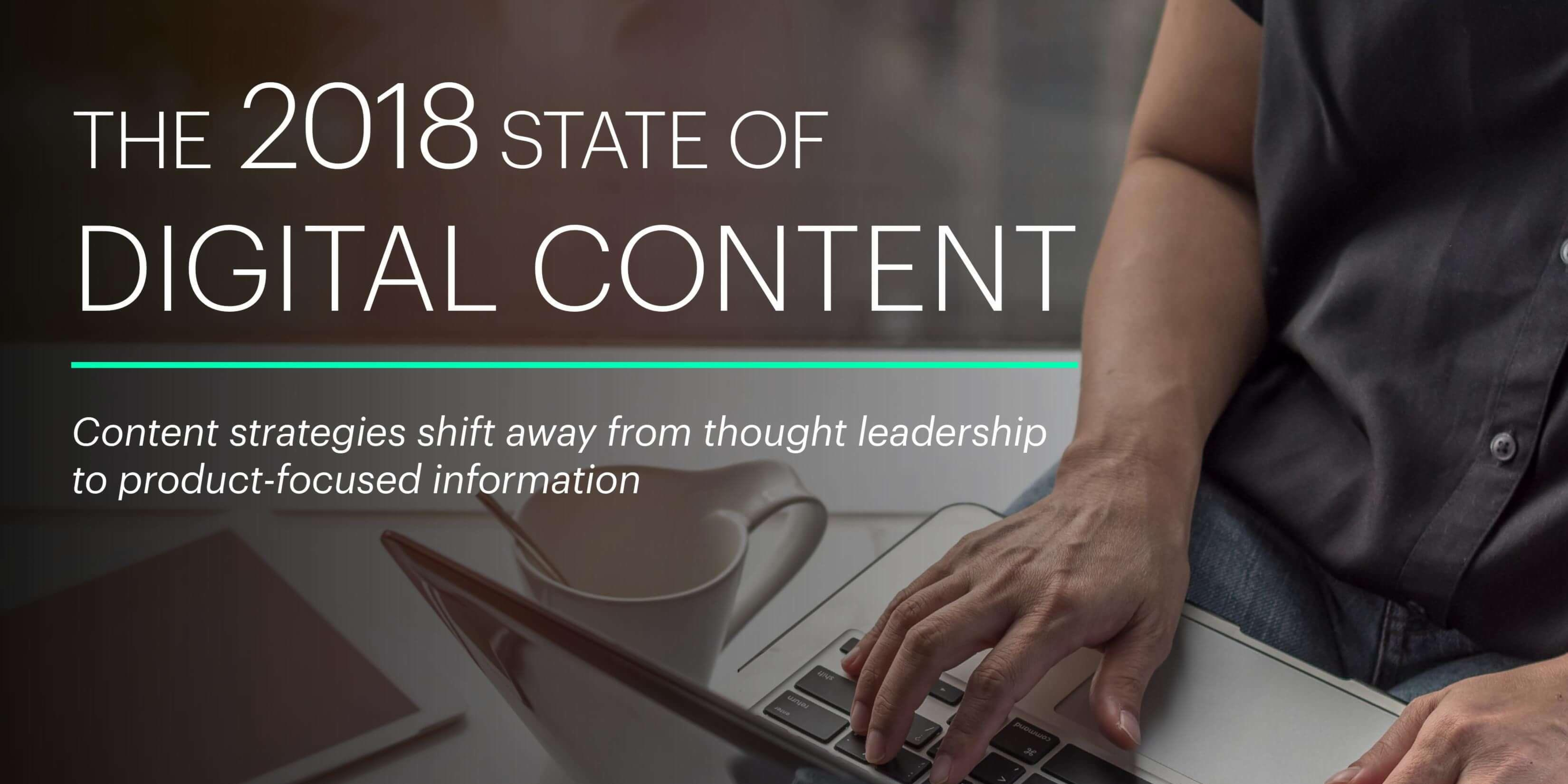 The 2018 State of Digital Content | Altimeter, a Prophet Company
