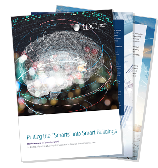 "Putting the ""Smarts"" into Smart Buildings"