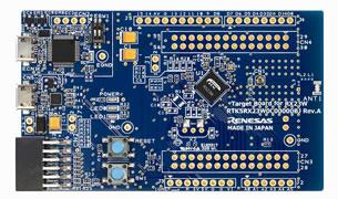 RX23W Target Board