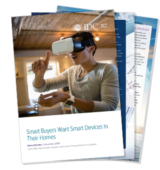 Smart Buyers Want Smart Devices in Their Homes