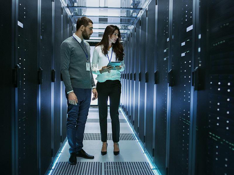 Enterprises Data Center