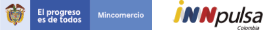 Logo Innpulsa Colombia